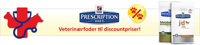 Hill's Prescription Diet Hunde- & Kattefoder